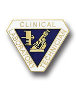 New Clinical Laboratory Technician Lab Tech Pin... - $9.97