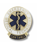 Certified Emergency Medical Technician EMT Lape... - $9.97