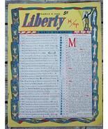 Liberty Magazine, Mar 9 1946 Ray Milland, Coca-... - $8.00
