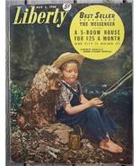 Liberty Magazine, Aug 3 1946 Baseball's Bob Feller