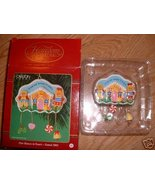 OUR HOUSE TO YOURS 2001 CARLTON CARDS ORNAMENT NIP - $4.99