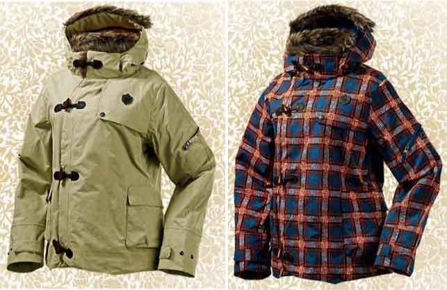 Burton Womens Parks Jacket