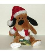 DanDee Dan Dee Singing Dancing Christmas Rap Song Dog NIP - $11.00