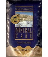 Mineral Care Dead Sea Mud 17.6 oz 500 g NEW - $12.00