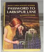 Nancy Drew #10 Password to Larkspur Lane Vintag... - $4.49