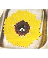 Sunflower Decor Kitchen Sink Mats 2 Piece Set - $12.99