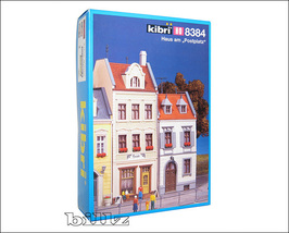 KIBRI HO 8384 - 2 Townhouses with Shop - KIT - $67.50