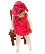 Pink Poodle Dog Costume 6-18 months - $20.00