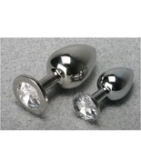 Jeweled Butt Plug (- Small -) for Extreme Anal Pleasure and Bondage - $32.99