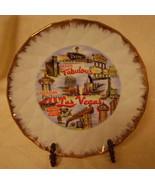 Las Vegas Souvenir Plate - $15.00