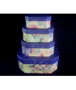 Nesting Gift or Craft Boxes Set of 4 Brenda Wal... - $16.99