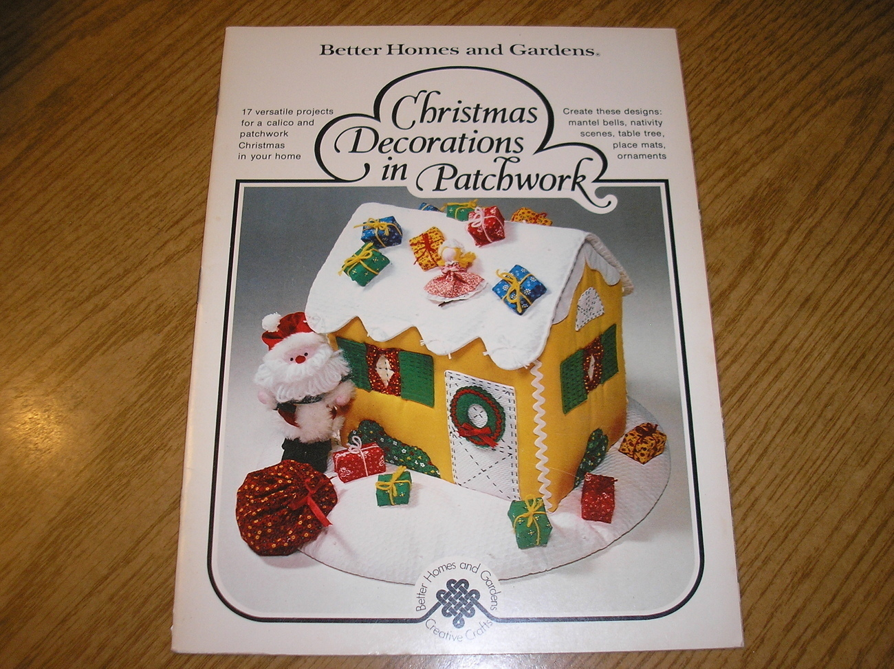 Decorating Ideas > Christmas Decorations In Patchwork Better Homes And  ~ 133143_Christmas Decoration Ideas Better Homes Gardens