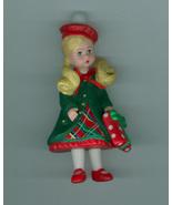 Hallmark Keepsake Ornament Yuletide Shopper Mad... - $9.99