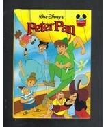 Walt Disney's Peter Pan  1993 Hardcover Childre... - $4.50