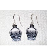 Skull Vodka Earrings - $13.00