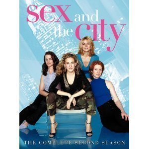 Sex And The City (The Complete Second Season)