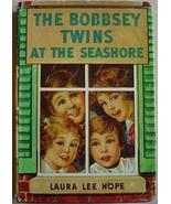 BOBBSEY TWINS AT THE SEASHORE Hope 1940 Saalfie... - $4.00