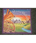 M is for Melody A Music Alphabet by Kathy-jo Wa... - $2.00