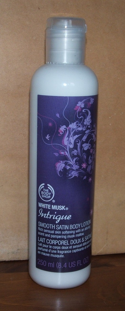 Buy The Body Shop Body Lotion - The Body Shop White Musk Smooth Satin Body Lotion
