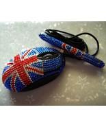 Jeweled Mouse Patriotic Jeweled British Flag Re... - $17.99