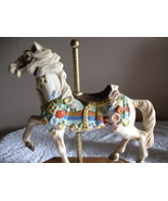 WILLITTS LIMITED EDITION CAROUSEL, MUSIC BOX. - $15.00