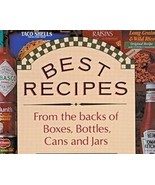 Best Recipes Cookbook from  Boxes, Bottles, Can... - $7.25
