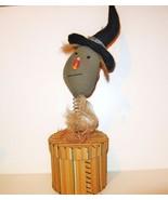 Rachel Engel Primitive Soft Sculpture Halloween... - $8.70