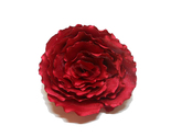 Buy New Exclusive Handmade Red Rose Hair Wedding Clip Pin