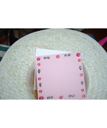 Pink Handcrafted Paper Quill Pink Crinkle Flowe... - $7.95