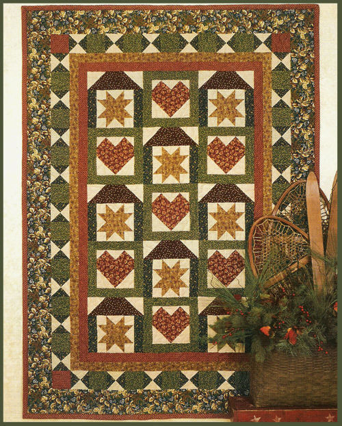 Prairieland Quilts, Home of Thimbleberries Quilt Club, Quilting
