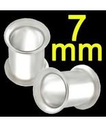 2g~7mm Double Flare Tunnel Ear Plugs 2 Gauge Lo... - $6.99