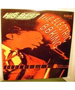 B.B. King His Best Japanese Release LP Vinyl  - $47.99