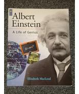 Albert Einstein A Life of Genius by Elizabeth M... - $1.00