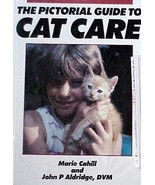 The Pictorial Guide to Cat Care BOOK  by John P... - $9.29