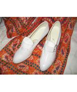 Vintage 1930s NOS White Shoes Sz 4.5 Great Gats... - $46.50