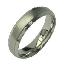 Titanium_ring_2_dome_-_wide_raised_satin_center_size_11_thumb200