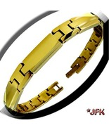 Tungsten Bracelet Men Panther Unisex Carbide 8i... - $31.00