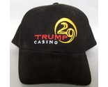 Baseball Cap Black Trump 29 Casino Collectible Hat