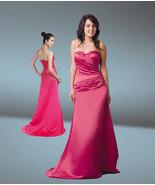 Fushia  7/8 Prom/bridesmaids Milano Formals sty... - $50.00