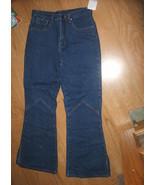 Girls ARIZONA Dark Blue Jeans Bell Bottom 5 Poc... - $14.99