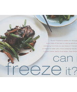 Can I Freeze It?: How to Use the Most Versatile... - $9.99