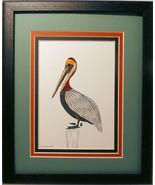Quilled Pelican - $150.00