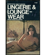 Lingerie & Loungewear from Vogue Patterns (Ever... - $7.00