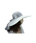 (hats1053) Beach Day Straw Hat - $29.99
