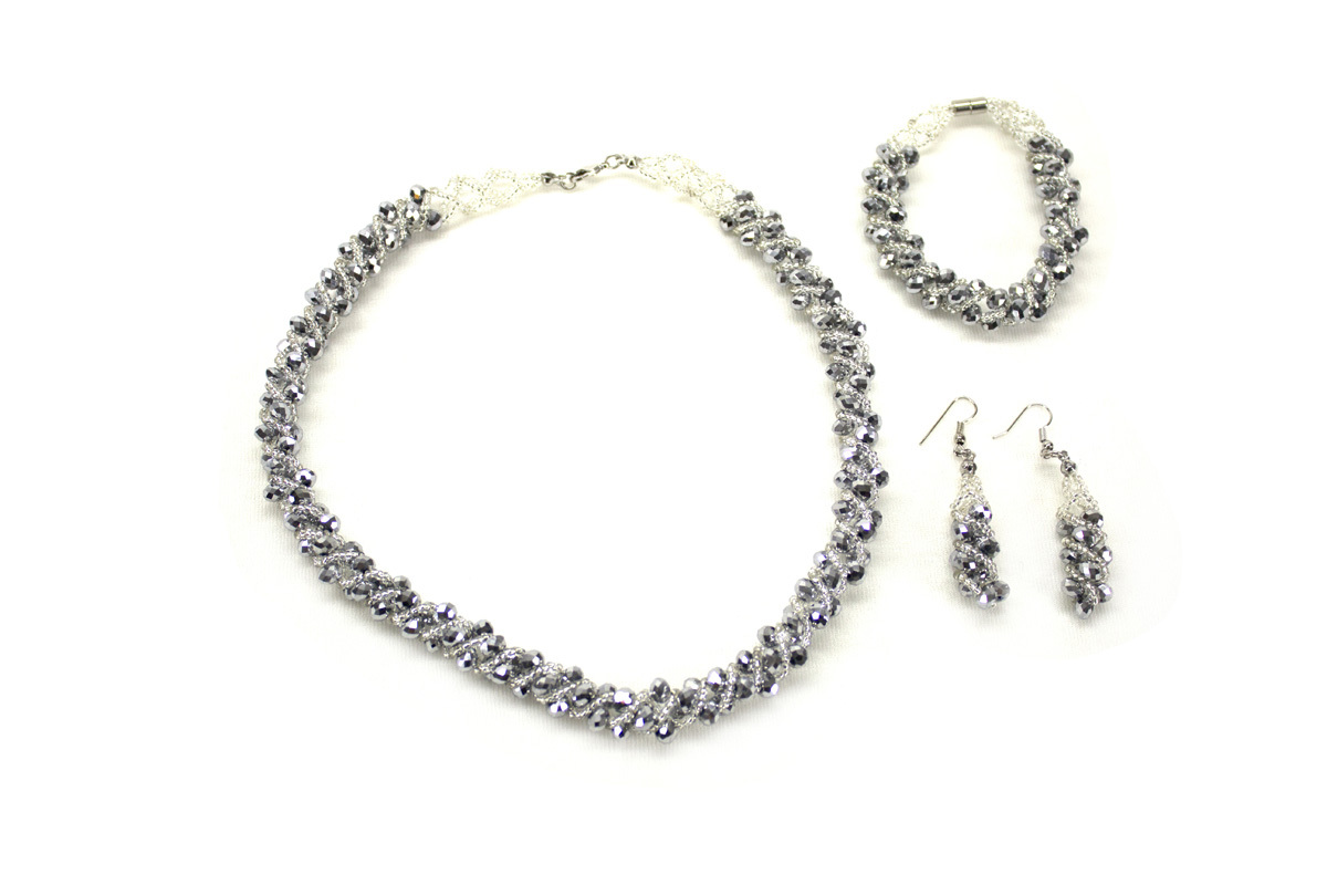 Royal Helix Jewelry Set