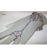 Lace Chainmaille Slave Bracelet - $18.00