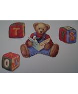 For Baby's Room, Blue Jean Teddy from Daisy Kin... - $10.00