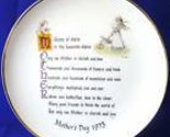 Buy Mothers Day - Holly Hobbie 1973 Mother's Day collector plate