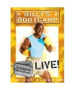 Billy's Bootcamp Live: Cardio Bootcamp (2006) NEW - $4.99