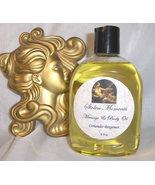 Gardenia Scented Massage & Body Oil 8oz  - $11.95